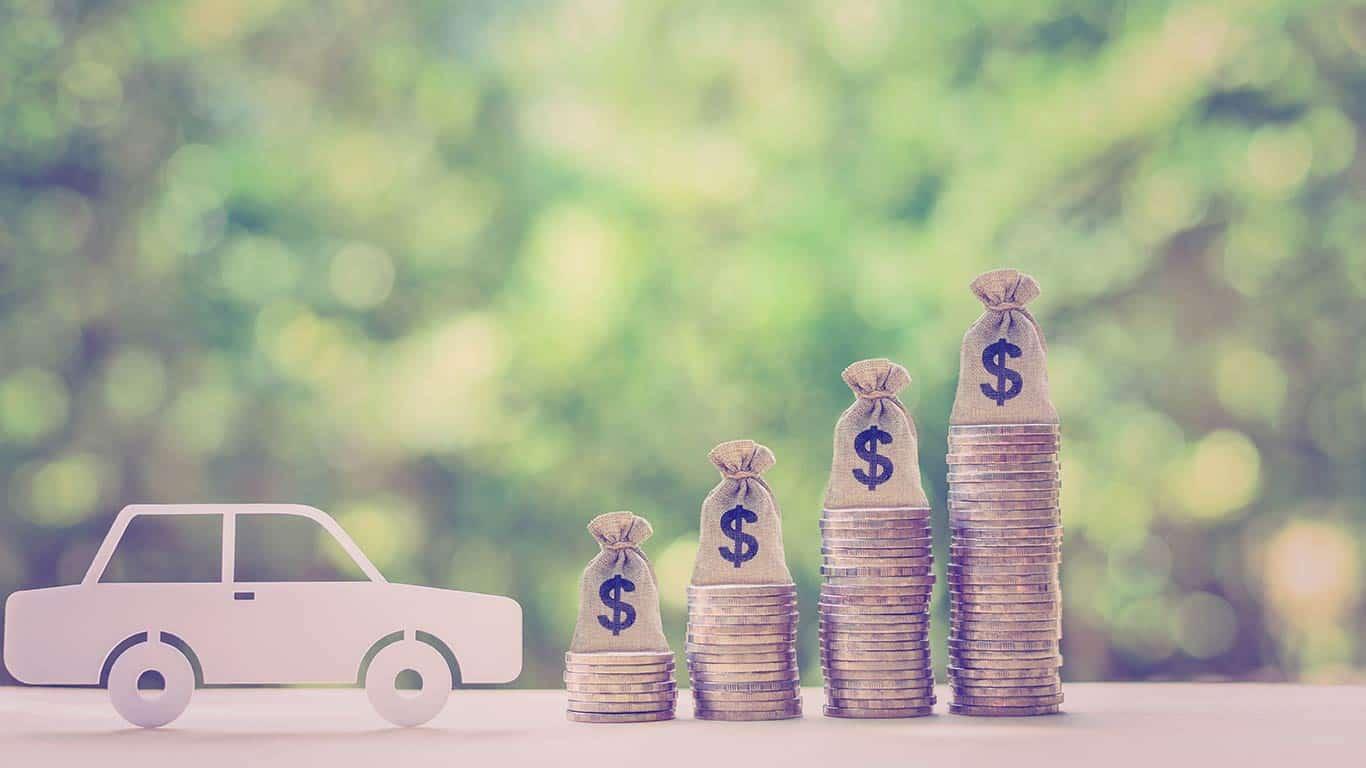 Car or auto loan cash repayment
