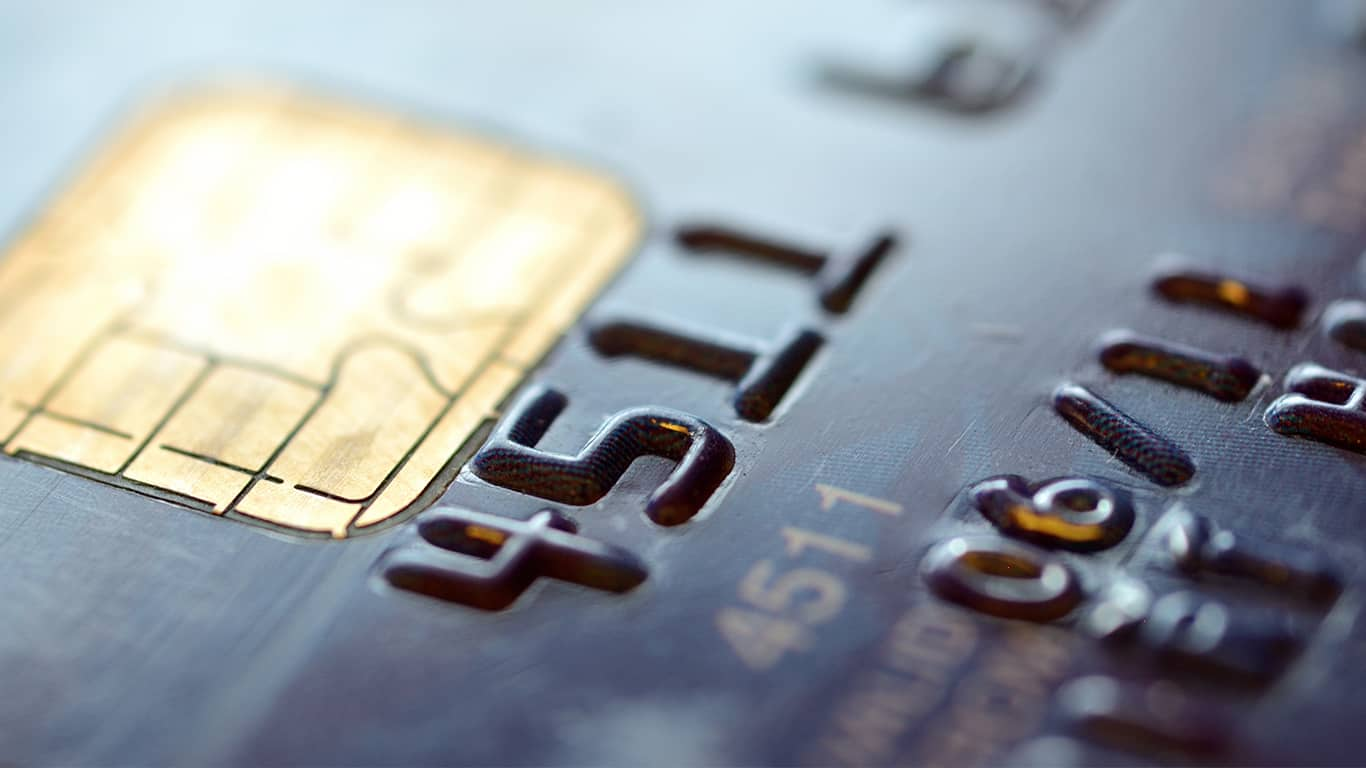 Pay off all your credit card debt