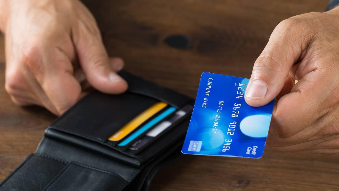 You have multiple credit card balances
