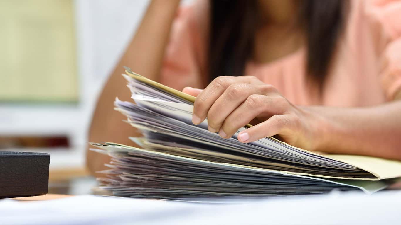 Loan flipping
