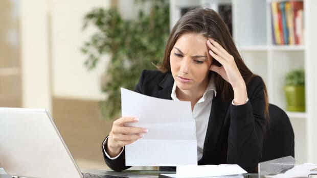 4 Signs Your Credit May Have Taken a Hit