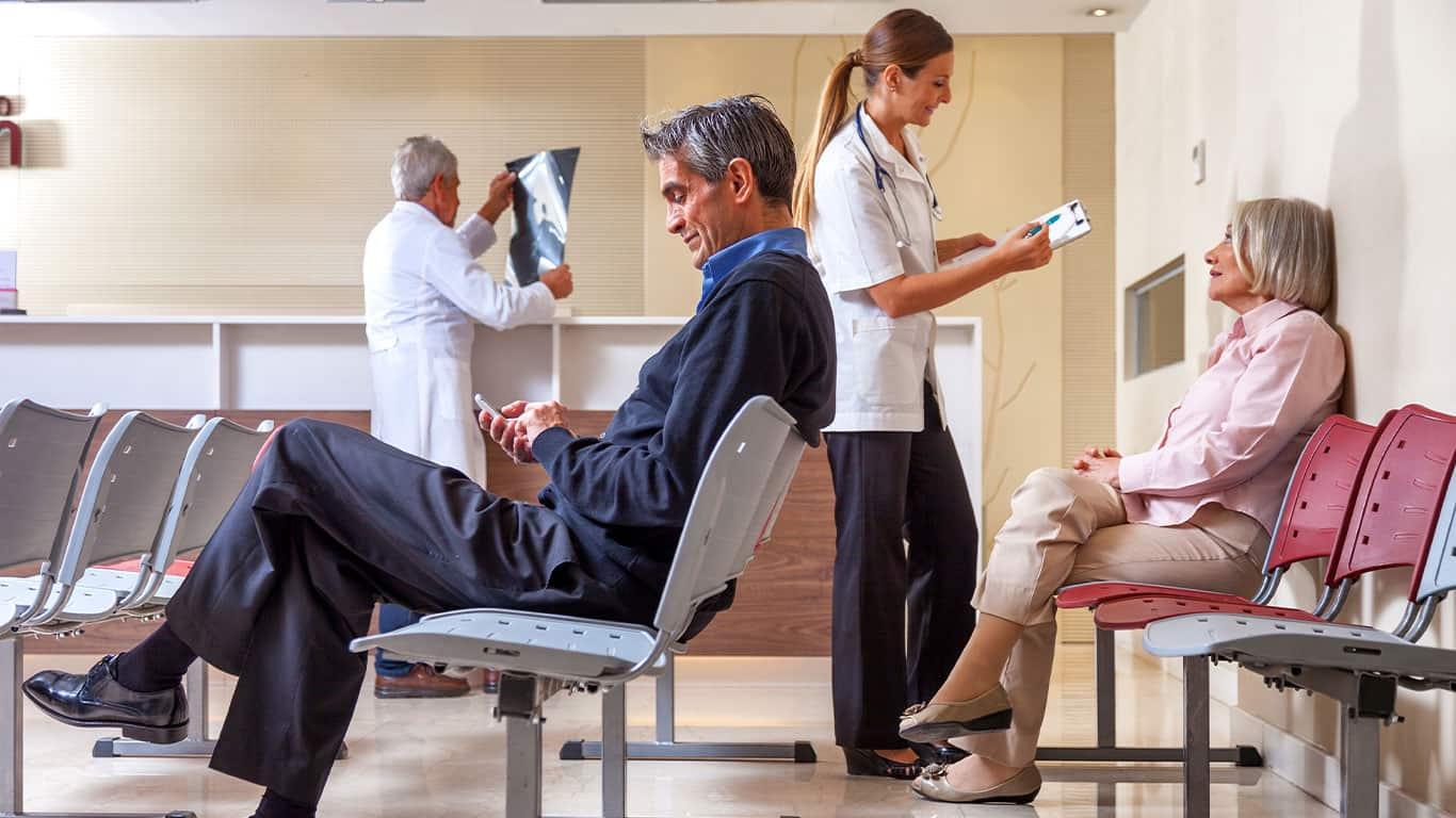 Fewer Americans were uninsured