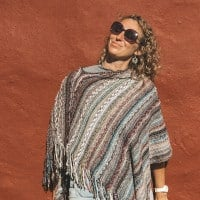 Claire Summers, female adventure traveler and founder of Claire's Itchy Feet travel blog