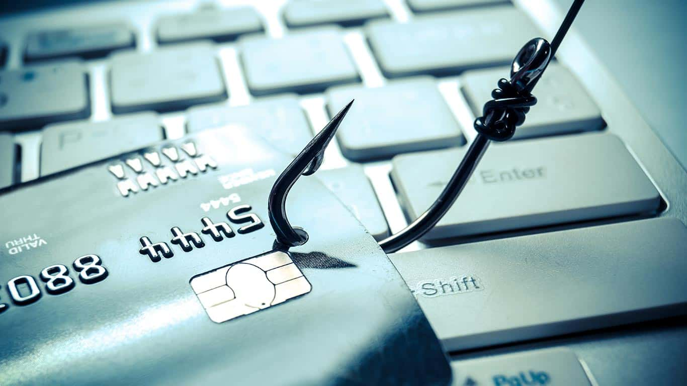 Don't get hooked by phishing