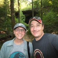 Jennifer and Mark Campbell of Just Chasing Rabbits