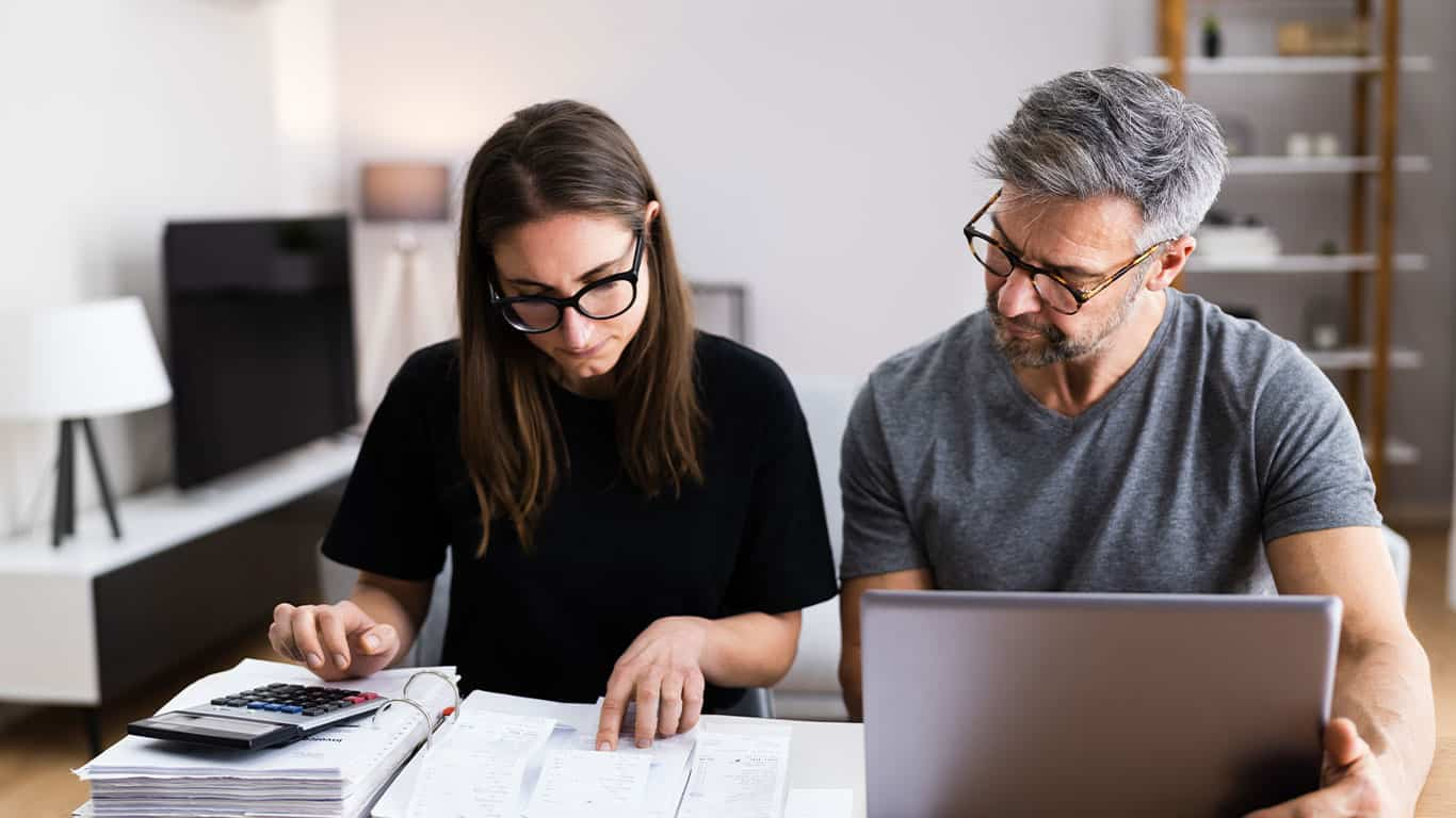 Take These 4 Steps to Catch Up on Bills When You've Fallen Behind