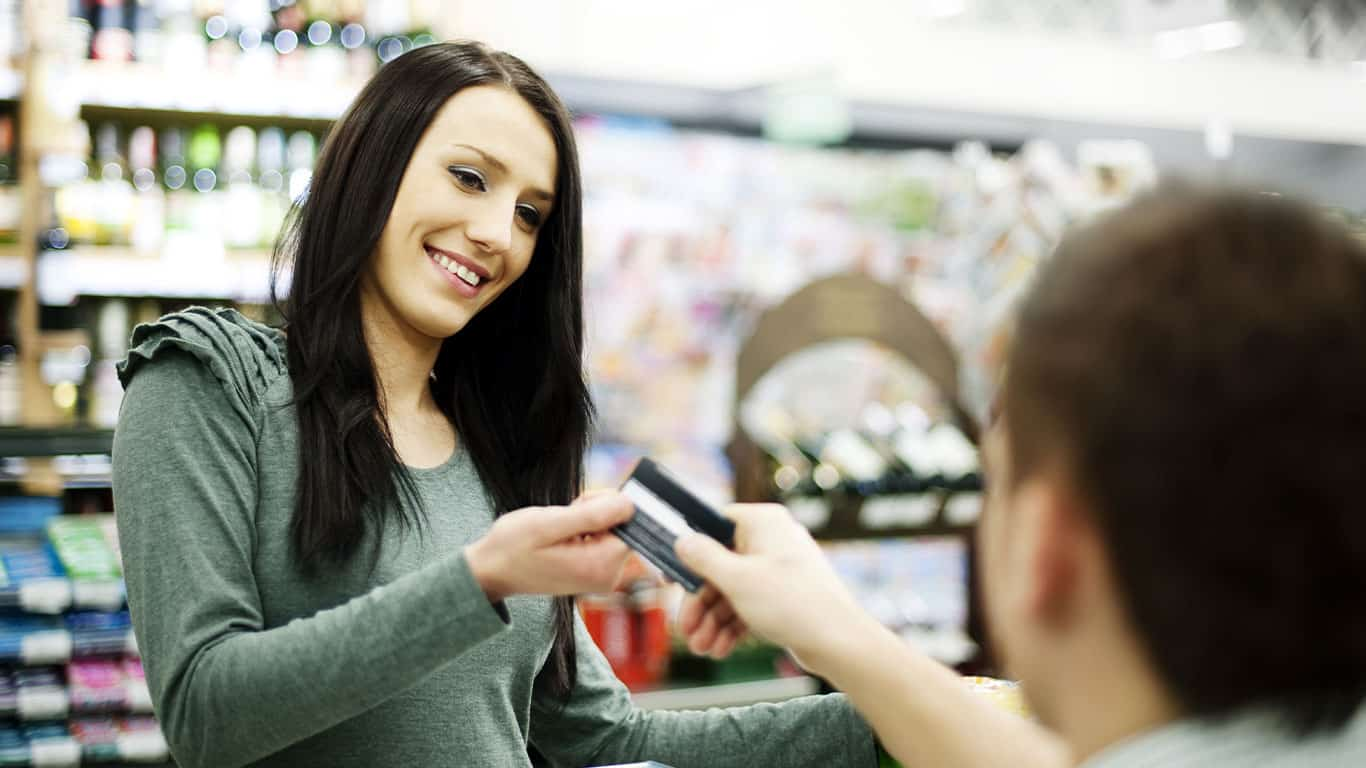 Don't lend your credit or debit card to anyone